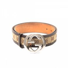 61ec14a926df LXRandCo guarantees this is an authentic vintage Gucci belt.