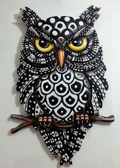 Quilled paper art colourful owl handmade artwork paper wall art home decor wall decor home decoration quilled art – ArtofitI am so looking forward to making this. Owl Artwork, Owl Wallpaper, Owl Tattoo Design, Owl Pictures, Beautiful Owl, Owl Crafts, Cute Owl, Dot Painting, Paper Quilling