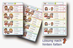 DaZ Material Familie - Klammerkarten zur Sprachförderung in der Grundschule