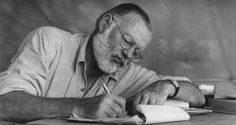 Ernest Hemingway: The Art of Talented Writing