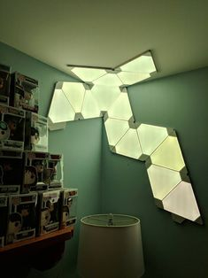 43 Best Nanoleaf Designs Images Polarlicht Lichtplatte