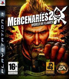Mercenaries 2: World in Flames (PS3): Amazon.co.uk: PC & Video Games