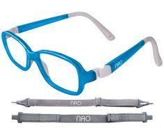 Nao Re play gafas para niños muy resistentes