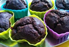 16 irtó gyors muffin, aminek még hétköznap reggel is nekiállhatsz | NOSALTY Muffin, Ale, Cookies, Chocolate, Breakfast, Desserts, Recipes, Food, Breakfast Cafe