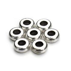 30 pcs/lot Hibou anneau Européenne Perles Trou Diamètre 3mm Charmes DIY de Bracelet F297 dans Perles de Bijoux et Accessoires sur AliExpress.com | Alibaba Group