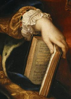 """A book is the most effective weapon against intolerance and ignorance."""" (Lyndon B. Johnson) Art: Pierre Mignard"""