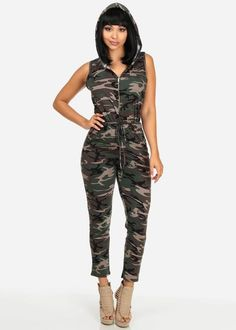 e51d7db23b484 Fuchsia Fashions & Accessories. Bodycon JumpsuitPrinted JumpsuitPlaysuit Camouflage JumpsuitLong JumpsuitsJumpsuits For WomenTb DressSleeveless ...