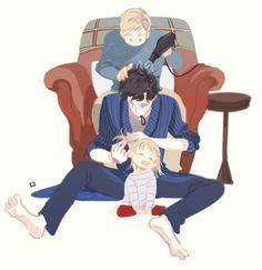 Parentlock is so adorable