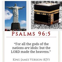 #truth #bible #israelites #christianity #islam #Christians #muslims #gods #god #jesus #religion #idols #idol #heaven