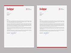 Professional Modern Letterhead Design Logodentity For Letter Head Use Daily Correspondence With Other Companies