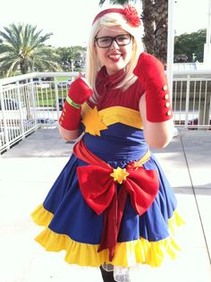 flighty-buttlass: Shots from today at Megacon. It was a rough day, but I looked wicked good throughout it! I had a lot of fun looking like a kickass princess~ Superhero Cosplay, Marvel Cosplay, Cosplay Costumes, Cosplay Ideas, Costume Ideas, Rough Day, Dapper Day, Face Off, Captain Marvel