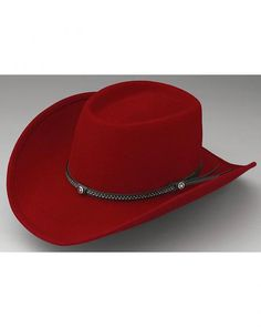 4287dcd006a Durango Oval Crown Crushable Australian Wool Hat