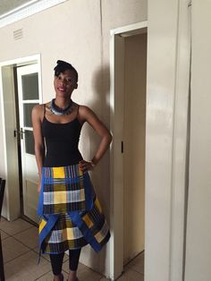 Traditional wedding celebrations in classing TshiVenda traditional skirt African Traditional Wear, Traditional Skirts, Traditional Wedding, Celebrity Weddings, African Fashion, Celebrations, Space, How To Wear, Floor Space