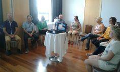 """Trabajando la #atenciónplena y la #concentración en la segunda sesión de nuestro Curso """"La capacidad del #Mindfulness en el #coaching""""   Centro Europeo de Coaching Ejecutivo"""