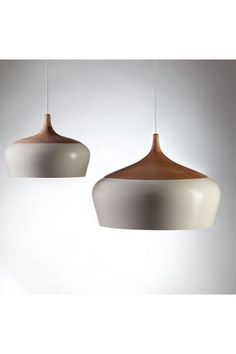 Nordic Pendant Light in large and small