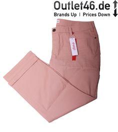 Diese klassische Casual Hose aus dem Hause sheego hat einen hohen Stretch-Anteil der für eine ideale Passform sorgt. Sie ist im Five-Pocket-Style. Sie ist angenehm zu tragen dank bester Verarbeitung. #sheego #sheegopants #sheegojeans #jeans #pinkjeans #pants Sheego, Bermuda Shorts, Casual Shorts, Pink, Jeans, Women, Fashion, Classic, Moda