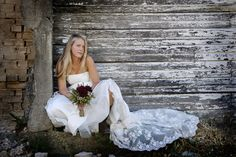 """salvage yard photography shoot   Trash The Dress"""" or """"Rock The Frock""""   St. Simons Island ..."""