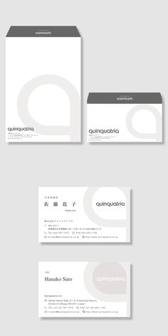 名刺・封筒デザイン Collateral Design, Stationary Design, Brand Identity Design, Corporate Design, Business Card Design, Branding Design, Logo Design, Graphic Design, Business Envelopes