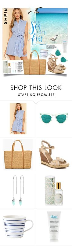 """""""Shein"""" by natalyapril1976 on Polyvore featuring Mode, Spitfire, Chico's, Jack Rogers, Voluspa und Royal Doulton"""
