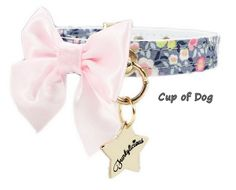 Collier chien Funkylicious Spring Azul https://www.cupofdog.fr/collier-harnais-chihuahua-petit-chien-xsl-243.html