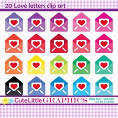 Excited to share the latest addition to my #etsy shop: Love letters clipart, Mail clipart, Valentine's clipart, Envelopes clipart, Instant download, Commercial use https://etsy.me/2IqwM87 #supplies #pink #valentinesday #kidscrafts #yes #purple #loveletterclipart #mailc