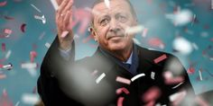 رجب طیب اردوغان برنده انتخابات ریاست جمهوری ترکیه اعلام شد