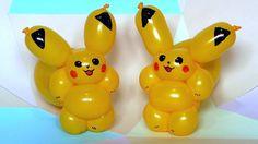 Пикачу из шарика / One balloon Pikachu pokemon (Subtitles)