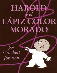 Precision Series Harold Y El Lapiz Color Morado / Harold And the Crayon