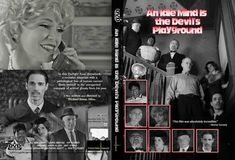 1960's Inspired 'An Idle Mind is the Devil's Playground' Now on DVD.