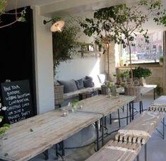 An organic cafe in the heart of Copenhagen #The Big Apple