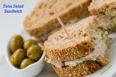 Sándwich de Atún #TunaSaladSandwich