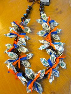 Grad Money Lei!