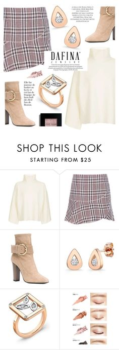 """""""Dafina Jewelry"""" by yexyka ❤ liked on Polyvore featuring Topshop, Étoile Isabel Marant, Giuseppe Zanotti, Magdalena and Bobbi Brown Cosmetics"""