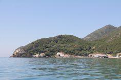 Do mar para terra, Praia do Portinho da Arrábida, jul 2016