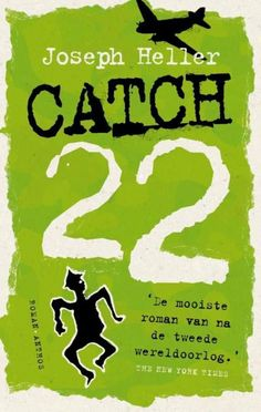 A book that's been on your TBR list for way too long. Catch 22