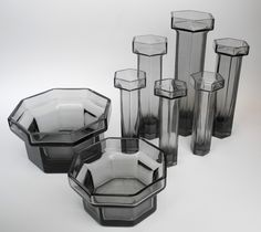 1970s Wedgwood Brutus Vases collection, simply chic!