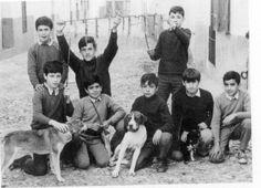 Los niños, grupos de serradillanos Old Pictures, Old Photography, Antique Photos, Fotografia, Old Photos