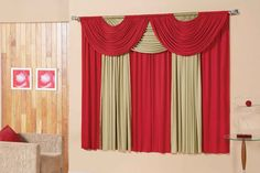Resultado de imagem para cortina pequena