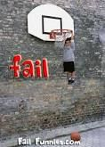 funny basketball fails - Google Search