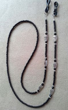 Diy Jewelry, Beaded Jewelry, Handmade Jewelry, Beaded Necklace, Jewelry Making, Beaded Bracelets, Lanyard Necklace, Beaded Lanyards, Eyeglass Holder
