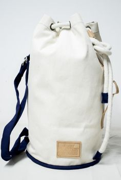 Comprar Online BOLSO MARINERO Black Sea Sailor Bag Natural ...