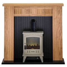 Find Adam Ravensburg Electric Stove Suite Cream Stove at Homebase. Visit your local store for the widest range of lighting & electrical products. Biofuel Fireplace, Fireplace Suites, Electric Stove, Log Burner, Hearth, Outdoor Living, New Homes, Home Appliances