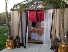 Our Sukkah - Sukkot 2014 - Feast of Tabernacles