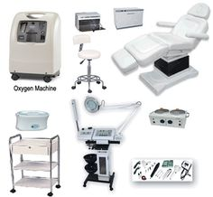 Lux II Spa Equipment Package