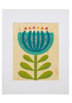 Petit Collage: Artwork by Lorena Siminovich Flower Prints, Flower Art, Mix Media, Decoupage, Room Wall Decor, Hand Embroidery Patterns, Preschool Art, Baby Prints, Wood Print