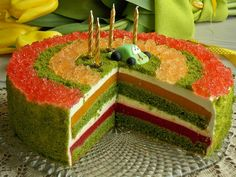 Amazing Food Decoration, Food And Drink, Cupcakes, Herbs, Vegetables, Holiday Decor, Cooking, Desserts, Dhal