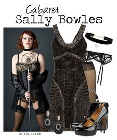 an analysis of sally bowles a character in the film cabaret Fascism, female spectacle, and the makings of sally bowles  as femme fatale,  cabaret siren, and icon of camp, the christopher isherwood character sally  bowles  henry cornelius's film of the same name, and joe masteroff's stage  musical and  rights & permissions media & review copies instructions for  authors.