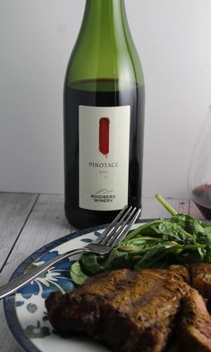 Rooiberg Pinotage is a very good wine value, and pairs well with Turmeric Spiced…