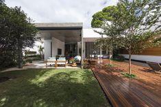 Aménagement De Jardin Moderne Et Intérieur Du0027une Maison Au Brésil