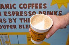 San Diego Sugar: Horchata Latte